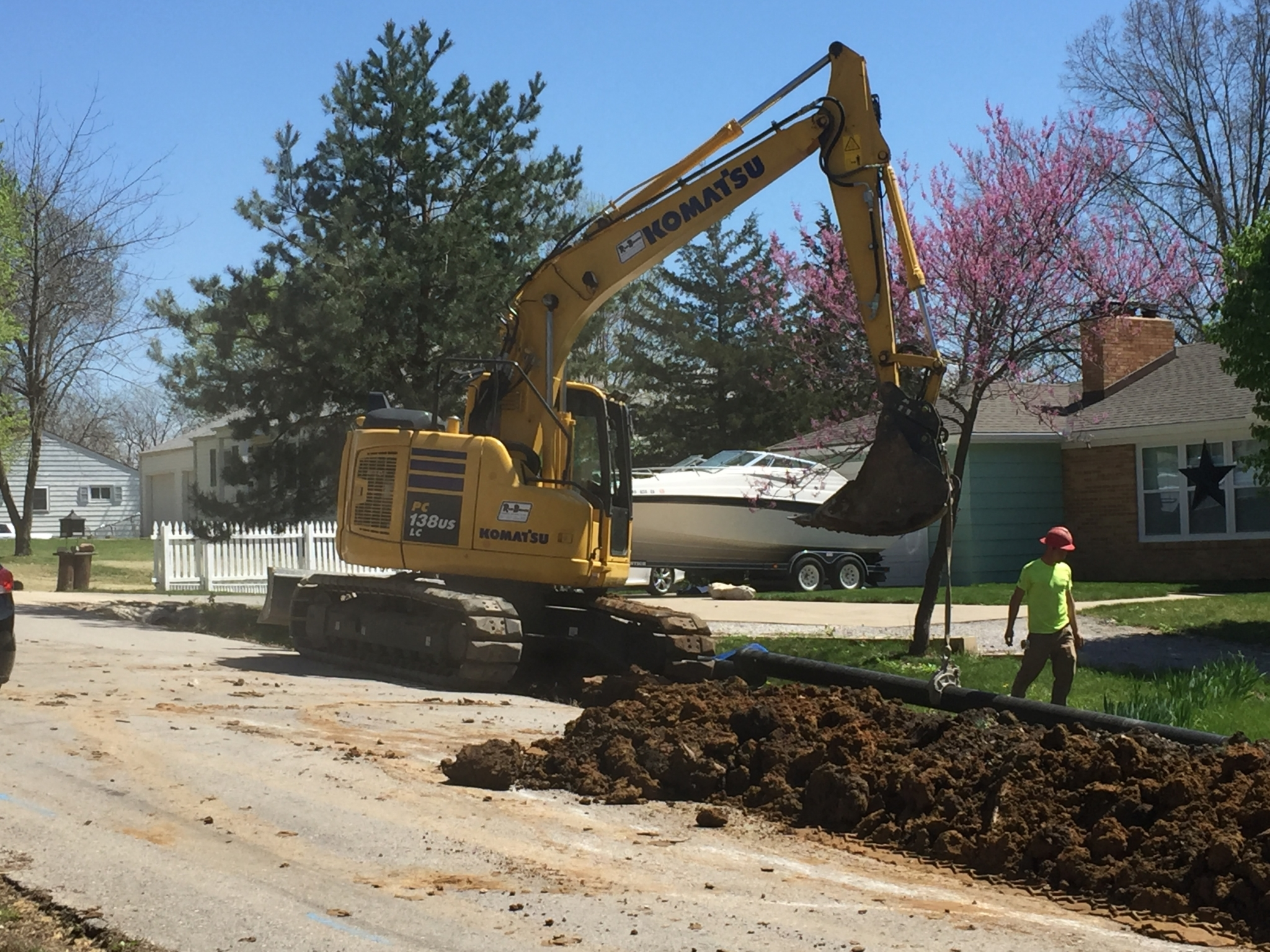 According to KC Water, it has saved about $22 million in potential repairs because of its proactive water main replacement program.