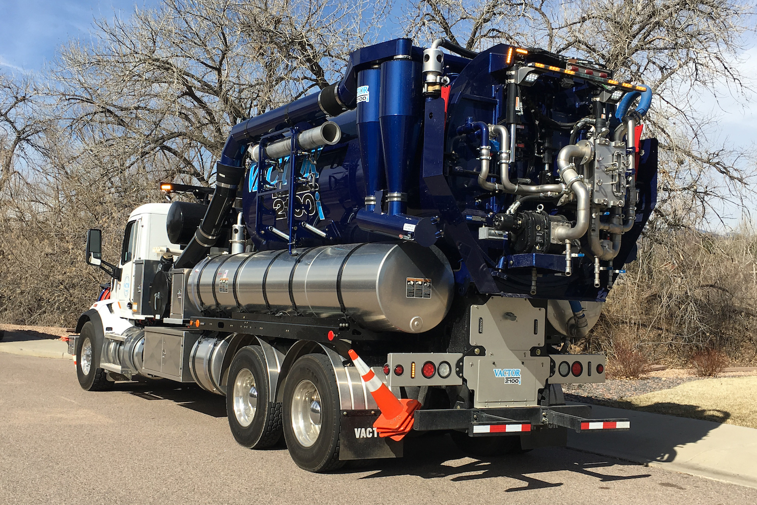 A combination sewer cleaner equipped with a water recycling system offers a number of benefits, including increased productivity and safety for work crews, reduced downtime, and cleaner lines.