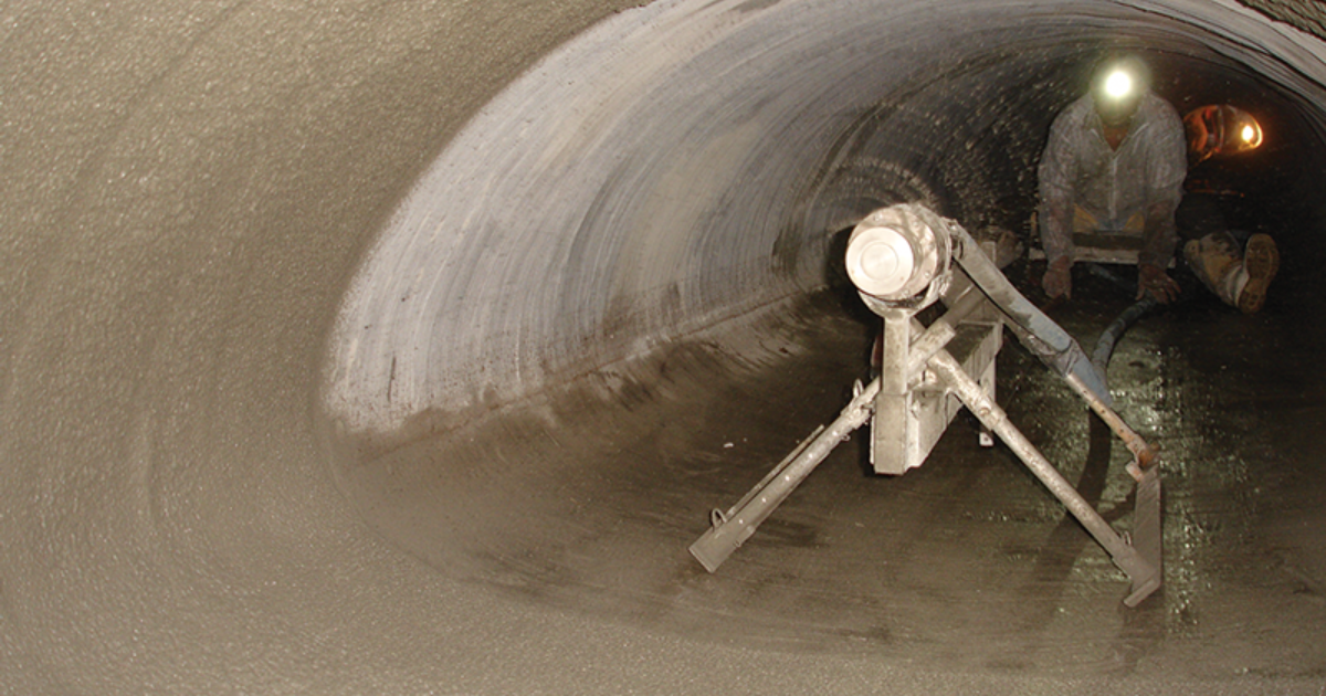 Pipeline Rehabilitation And Relining Municipal Sewer And