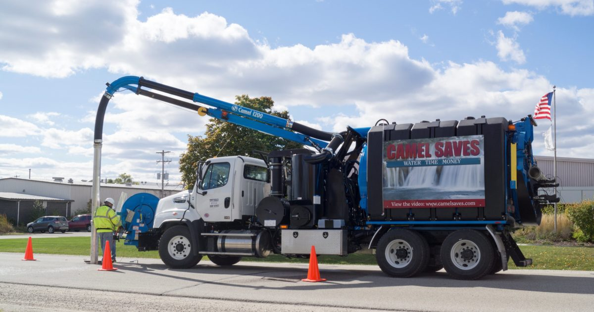 Super Products Introduces Sewer Cleaner Municipal Sewer