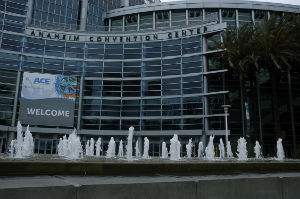 The Anaheim Convention Center played host to the 2015 show.